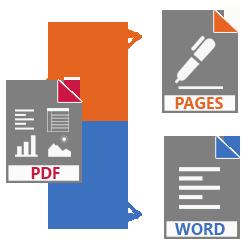 Konvertieren Sie Ihre PDF-Dateien auf dem Mac in Word-Dateien!
