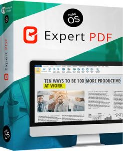 Expert PDF 11 Mac Home