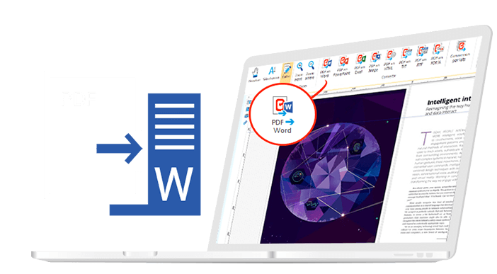 KONVERTERING AF PDF-FILER TIL WORD TAKKET VÆRE EXPERT PDF.