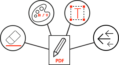Edite y modifique archivos PDF fácilmente
