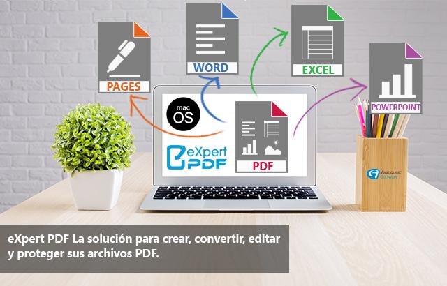 Edita tus PDF de forma fácil, rápida y precisa