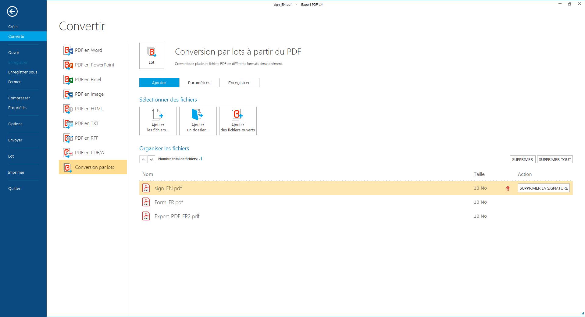 Automatisez les tâches de conversion de documents :...