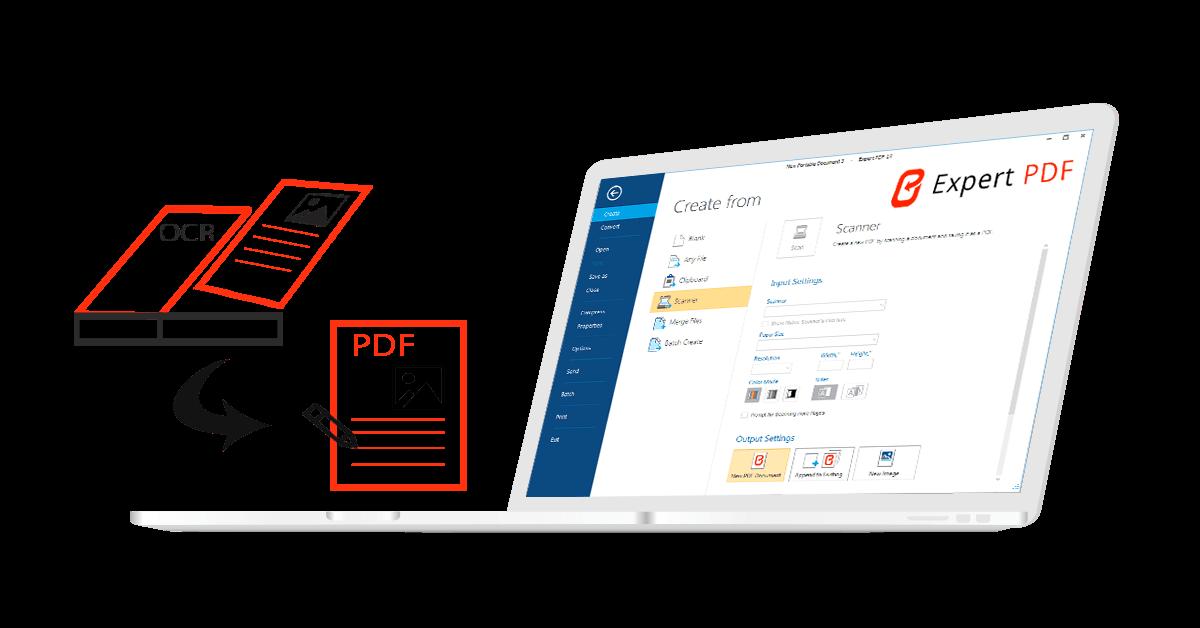 Conversione OCR grazie a Expert PDF