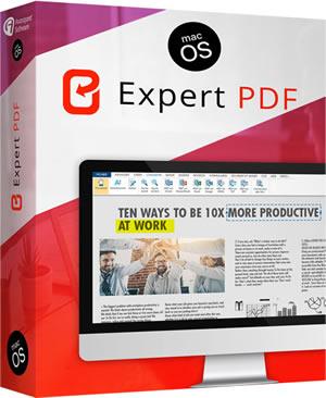 Expert PDF Mac Professional