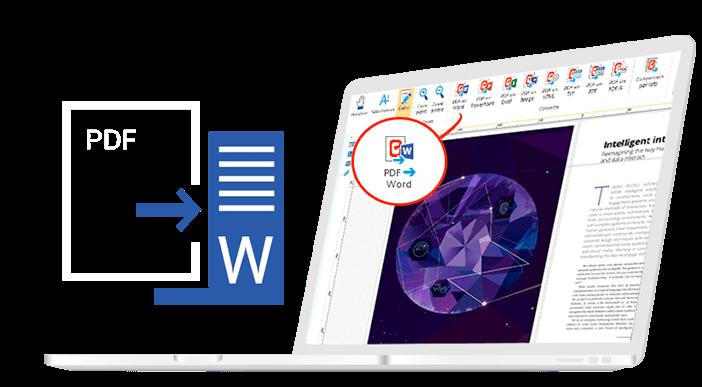 KONVERTERING AV PDF TIL WORD TAKKET VÆRE EXPERT PDF.