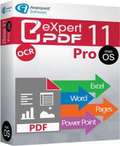 Expert PDF 11 Pro Mac