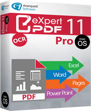 Expert PDF Mac Pro : easy, fast and accurate editing of your